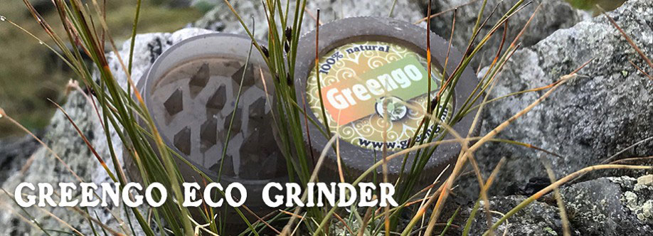 GREENGO ACRYL ECO GRINDER 3-PARTS 50MM