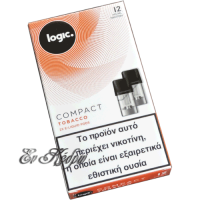 logic-compact-tobacco-12mg-eliquid-pods-enkedro