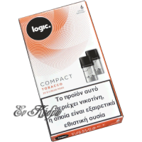 logic-compact-tobacco-6mg-eliquid-pods-enkedro