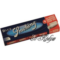 smoking-blue-king-size-and-tips-rolling-paper-enkedro-a